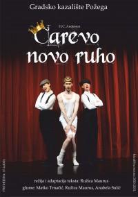 Carevo novo ruho - Gradsko kazalište Požega