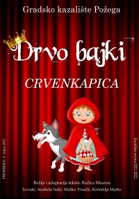 Crvenkapica - Gradsko kazalište Požega