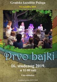 Drvo bajki - Noć kazališta 2019.