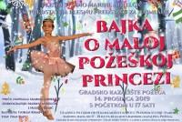 Bajka o maloj požeškoj princezi - Plesni studio Marine Mihelčić