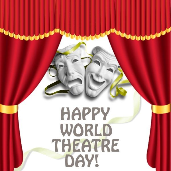 Happy-World-Theatre-Day-Drama-Masks